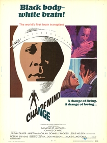Change Of Mind - Poster / Capa / Cartaz - Oficial 1