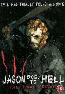 Jason Vai para o Inferno: A Última Sexta-Feira - Poster / Capa / Cartaz - Oficial 6