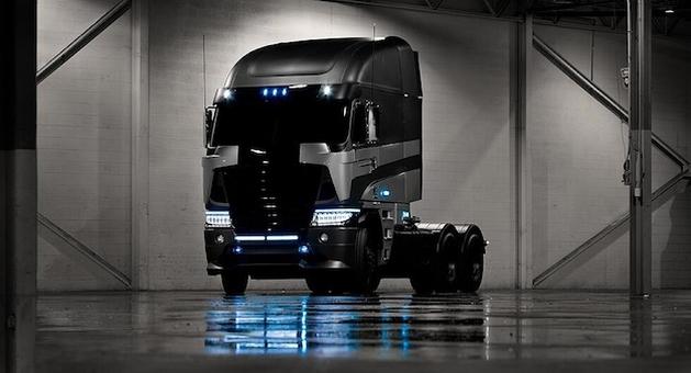 """Caminhão Freightliner é o novo integrante de """"Transformers 4″"""