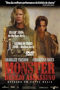 Monster - Desejo Assassino - Poster / Capa / Cartaz - Oficial 7