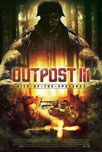 Outpost 3: Ascensão dos Spetsnaz - Poster / Capa / Cartaz - Oficial 2