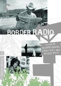 Border Radio - Poster / Capa / Cartaz - Oficial 1
