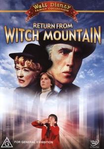 A Volta da Montanha Enfeitiçada - Poster / Capa / Cartaz - Oficial 1