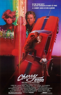 Cherry 2000 - Poster / Capa / Cartaz - Oficial 6