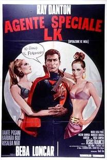 Agente Special - Poster / Capa / Cartaz - Oficial 3