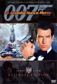 007 - O Amanhã Nunca Morre - Poster / Capa / Cartaz - Oficial 1