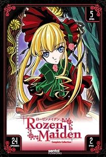 Rozen Maiden (2ª Temporada) - Poster / Capa / Cartaz - Oficial 12