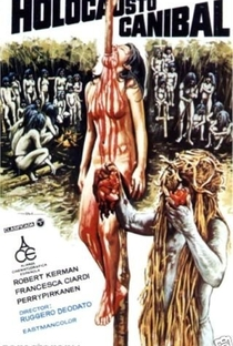 Holocausto Canibal - Poster / Capa / Cartaz - Oficial 18