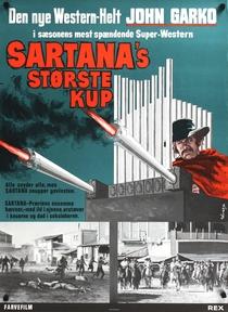 Sartana Está Chegando - Poster / Capa / Cartaz - Oficial 4