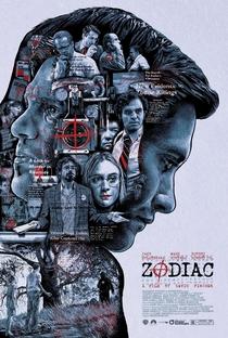 Zodíaco - Poster / Capa / Cartaz - Oficial 12