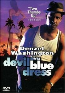 O Diabo Veste Azul - Poster / Capa / Cartaz - Oficial 2
