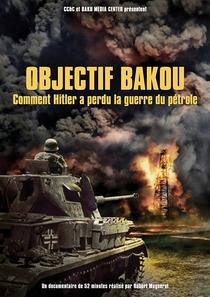Objetivo Baku - Poster / Capa / Cartaz - Oficial 2