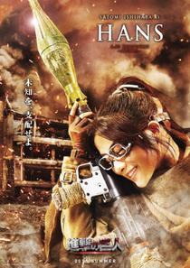 Ataque dos Titãs - Parte 1 - Poster / Capa / Cartaz - Oficial 15