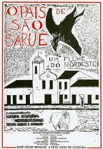 O País de São Saruê - Poster / Capa / Cartaz - Oficial 1