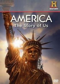 America: A Saga dos Estados Unidos - Poster / Capa / Cartaz - Oficial 3