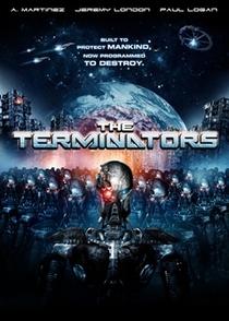 Os Exterminadores - The Terminators - Poster / Capa / Cartaz - Oficial 1