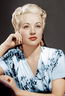 Betty Grable - Poster / Capa / Cartaz - Oficial 1