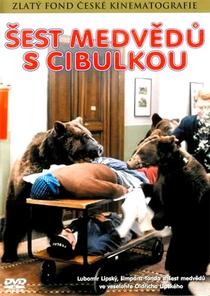 Seis Ursos e um Palhaço - Poster / Capa / Cartaz - Oficial 1
