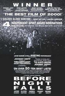 Antes do Anoitecer - Poster / Capa / Cartaz - Oficial 2