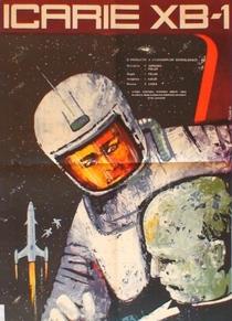 Viagem ao Fim do Universo - Poster / Capa / Cartaz - Oficial 3