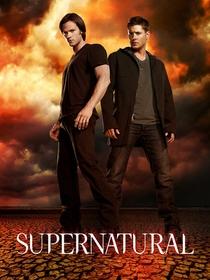 Sobrenatural (8ª Temporada) - Poster / Capa / Cartaz - Oficial 5