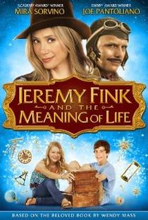 Jeremy Fink e o Sentido da Vida - Poster / Capa / Cartaz - Oficial 1