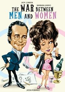 Guerra Entre Homens e Mulheres - Poster / Capa / Cartaz - Oficial 1