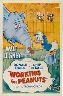 Trabalhando por Amendoins - Poster / Capa / Cartaz - Oficial 1