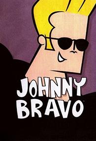 Johnny Bravo (1ª Temporada) - Poster / Capa / Cartaz - Oficial 2