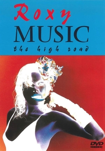 Roxy Music - The High Road - Poster / Capa / Cartaz - Oficial 1