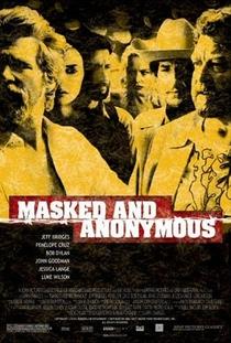 A Máscara do Anonimato - Poster / Capa / Cartaz - Oficial 1