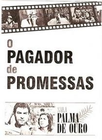 O Pagador de Promessas - Poster / Capa / Cartaz - Oficial 2