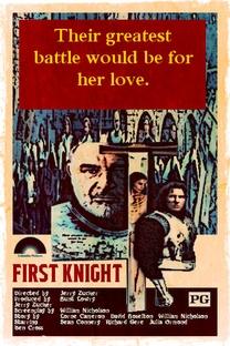 Lancelot, O Primeiro Cavaleiro  - Poster / Capa / Cartaz - Oficial 7