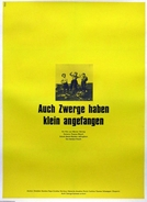 Os Anões Também Começaram Pequenos (Auch Zwerge Haben Klein Angefangen )