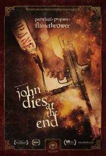 John Morre no Final - Poster / Capa / Cartaz - Oficial 4
