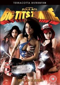 Big Tits Zombie - Poster / Capa / Cartaz - Oficial 3
