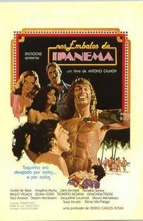 Nos Embalos de Ipanema - Poster / Capa / Cartaz - Oficial 1