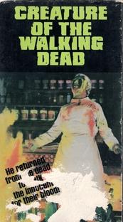 O Morto Vivo - Poster / Capa / Cartaz - Oficial 3