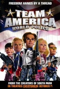 Team America - Detonando o Mundo - Poster / Capa / Cartaz - Oficial 2