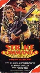 Comando de Ataque - Poster / Capa / Cartaz - Oficial 6