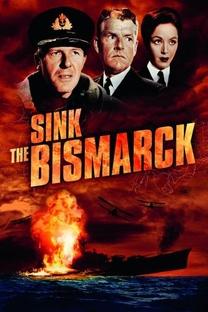 Afundem o Bismarck - Poster / Capa / Cartaz - Oficial 6