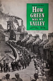 Como Era Verde Meu Vale - Poster / Capa / Cartaz - Oficial 4
