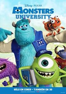 Universidade Monstros - Poster / Capa / Cartaz - Oficial 13