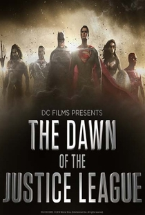 Dawn of the Justice League - Poster / Capa / Cartaz - Oficial 1
