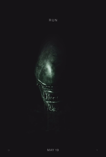 Alien: Covenant - Poster / Capa / Cartaz - Oficial 2