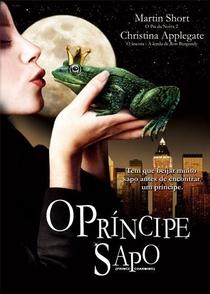 O Príncipe Sapo - Poster / Capa / Cartaz - Oficial 2