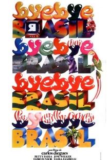 Bye Bye Brasil - Poster / Capa / Cartaz - Oficial 5