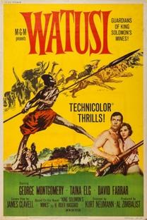 Watusi, o Gigante Africano - Poster / Capa / Cartaz - Oficial 2