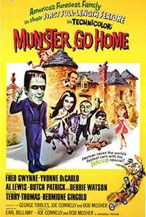 Monstros, Não Amolem! - Poster / Capa / Cartaz - Oficial 2