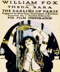 The Darling of Paris - Poster / Capa / Cartaz - Oficial 1